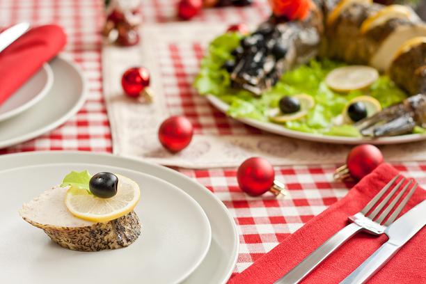 Вкусные рецепты для вас Новый 2011 год: праздничный стол.