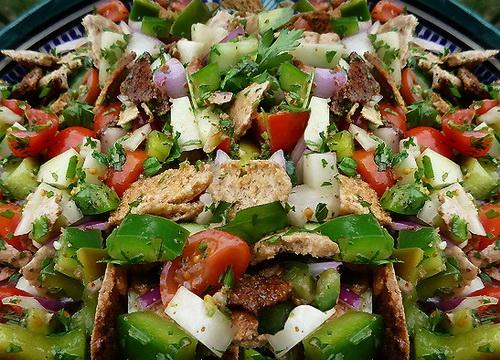 Восточные рецепты с фото салатов